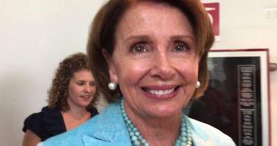 Nancy Pelosi in Expo: anche la bellezza per nutrire il ...