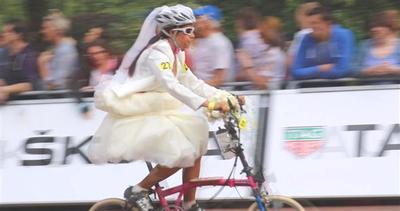 La gara di bici più ridicola del mondo