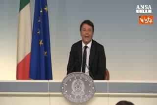 Rai: Renzi, nuovo Cda non sara' a tempo