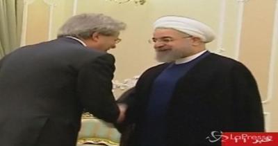 Gentiloni invita il presidente iraniano Rohani a Roma