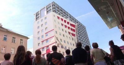 """A Vienna i """"tour della bruttezza"""", punto di vista sulla ..."""