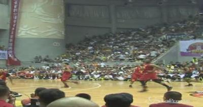 Ex stelle NBA si sfidano nel torneo tra villaggi in Cina