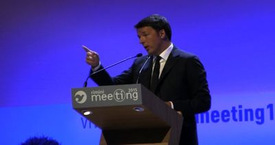 Meeting Cl, Renzi: noi fiorentini siamo un popolo di rissosi