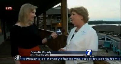 Spari in diretta tv, giornalista e cameraman uccisi in Usa
