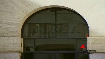 La Borsa di Milano chiude in rosso
