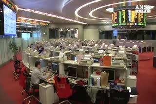 Borsa Shangai a +5%, 'effetto' Wall Street