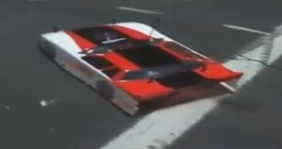 Fast&Furious con la macchina giocattolo: sfiorati i 206 km/h