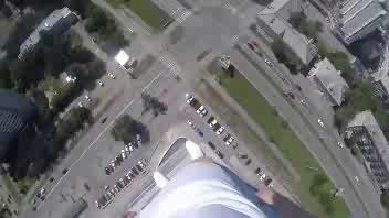Acrobazie da 40 piani