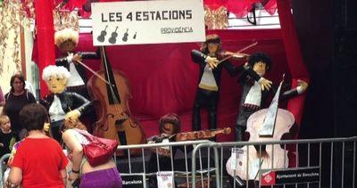 La Festa Major de Gràcia, esplosione di creatività a ...