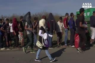 Ungheria, 3000 nuovi arrivi in 24 ore
