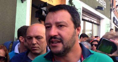 Salvini: ticket con Berlusconi? Contro Renzi da Lega porte ...