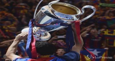 Calcio, Champions: girone di ferro per Juve, incubo Barça ...