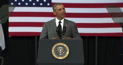 Barack Obama a New Orleans dieci anni dopo l'uragano Katrina