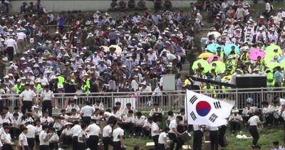 Spettacolare esercitazione militare di Usa e Corea del Sud