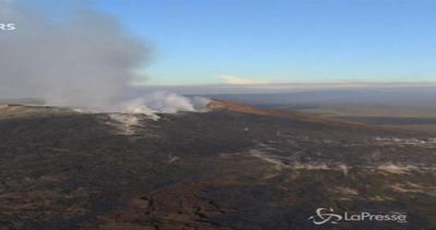 Lava dal vulcano Kilauea alle Hawaii: l'eruzione ripresa ...
