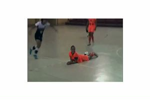 Futsal femminile: calci in faccia alla fuoriclasse