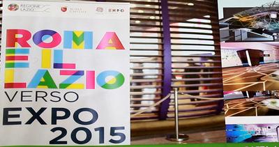 Regione Lazio a Expo 2015: idee e progetti per gli ultimi ...
