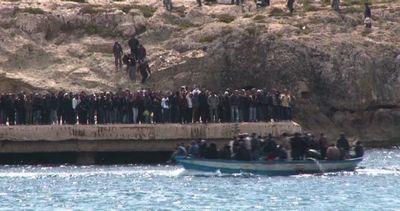 Onu: da inizio anno 300mila migranti arrivati dal ...