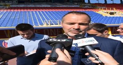 Joey Saputo visita Dall'Ara: Bologna? E' squadra che ci ...