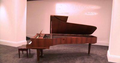 All'asta a Londra il celebre pianoforte degli Abba