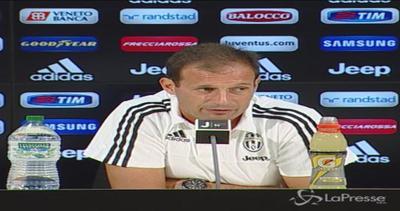 Allegri: Roma-Juventus bella partita, spero sia festa di ...