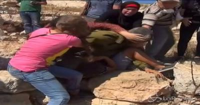 Il soldato israeliano e il bimbo palestinese: video shock ...