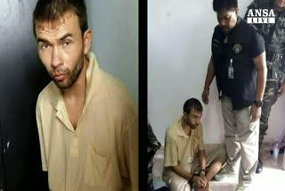 Bomba Bangkok, arrestato uno straniero