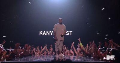 Kanye West si candida alla presidenza dal palco degli Mtv ...