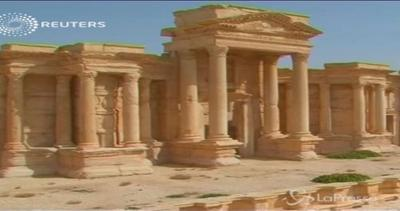 Lo Stato Islamico distrugge il tempio di Bel in Siria