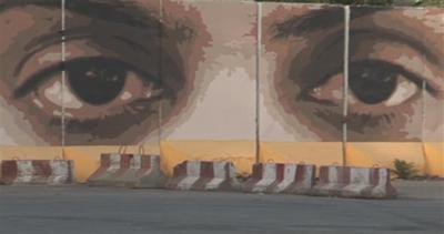 Afghanistan, street art contro la corruzione del Paese