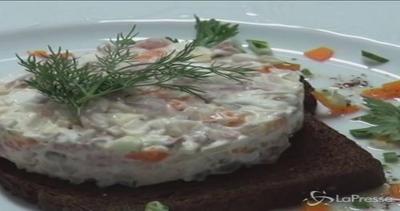 L'insalata russa e i suoi segreti: gli ingredienti sono i ...