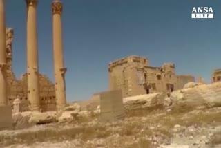 Palmira, giallo sulla sorte del tempio di Bel