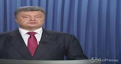 Ucraina, Poroshenko: Puniremo tutti i responsabili degli ...