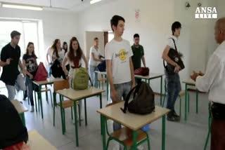 A scuola solo per 4 giorni e migliora la matematica