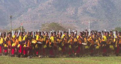 Swaziland, migliaia di vergini vogliono essere la moglie ...