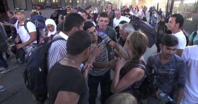 Emergenza migranti in Europa Orientale, centinaia nelle ...