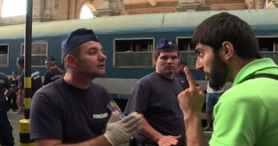 Budapest, immigrati invocano la Merkel: sgomberata la ...