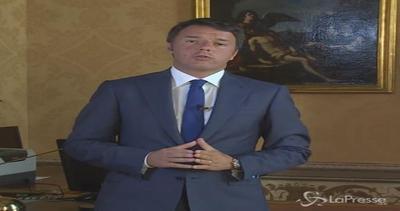 Renzi sui dati Istat: Dati significativi, il Paese si è ...