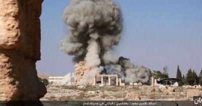Siria, satelliti confermano distruzione del tempio Bel a ...