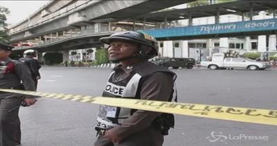 Arrestato secondo sospetto attentatore Bangkok: è uno ...