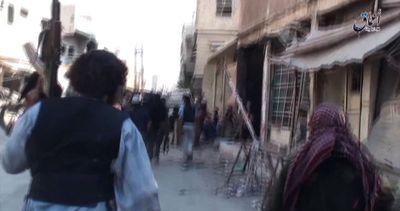 L'Isis avanza in Siria e combatte alla periferia di Damasco