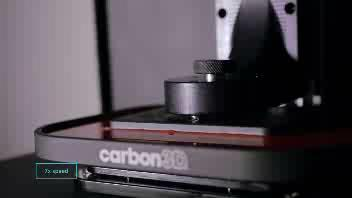 La stampante 3D superveloce