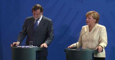 """Immigrazione, Rajoy: la più grande sfida dell'Europa"""""""