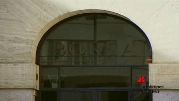 Chiusura in forte calo oggi per la Borsa di Milano
