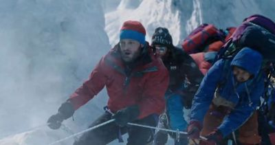 "La Mostra di Venezia apre con ""Everest"", 4 italiani in ..."