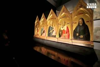 Giotto mai visto, in mostra a Milano
