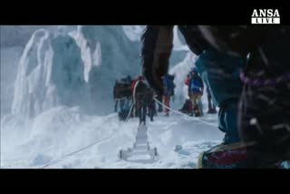 Al via festival Venezia con l'Everest in 3d