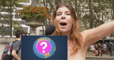 Come sarebbe il mondo se gli uomini avessero il seno?
