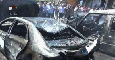 Siria, almeno 10 morti in un attentato con un'autobomba a ...