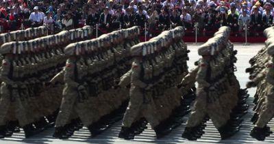 La Cina mostra i muscoli: grande parata militare a Pechino